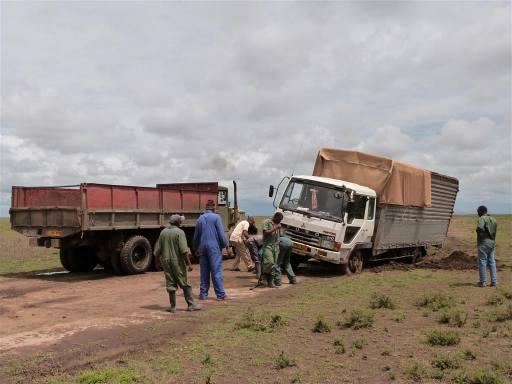 supply lorry